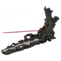 Greenman Incense Burner