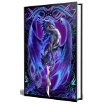Dragon Storm Blade Embossed Journal at Tree of Life Journeys, Reconnect with Yourself - Meditation, Law of Attraction, Spiritual Products