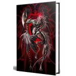 Dragon Litche Blade Embossed Journal at Tree of Life Journeys, Reconnect with Yourself - Meditation, Law of Attraction, Spiritual Products