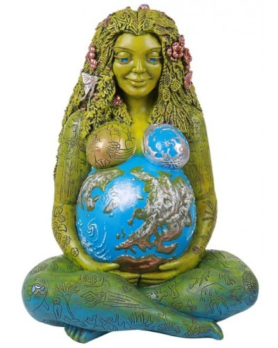 Gaia Mother Earth 24 Inch Statue