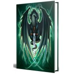 Dragon Skull Blade Embossed Journal at Tree of Life Journeys, Reconnect with Yourself - Meditation, Law of Attraction, Spiritual Products
