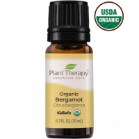 Bergamot Organic Essential Oil for Anxiety