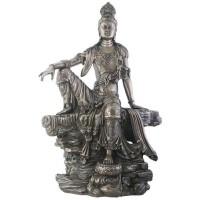 Kuan-Yin Water and Moon Goddess Statue