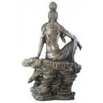 Kuan-Yin Water and Moon Goddess Statue at Tree of Life Journeys, Reconnect with Yourself - Meditation, Law of Attraction, Spiritual Products