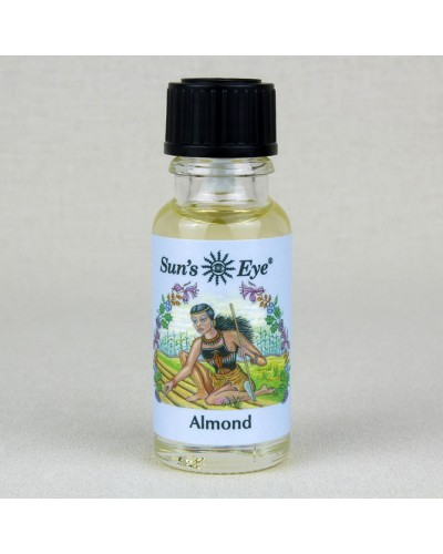 Almond Oil at Tree of Life Journeys, Reconnect with Yourself - Meditation, Law of Attraction, Spiritual Products