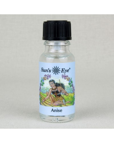 Anise Oil at Tree of Life Journeys, Reconnect with Yourself - Meditation, Law of Attraction, Spiritual Products