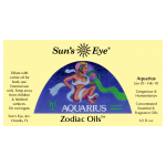 Aquarius Zodiac Oil