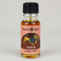 Aries Zodiac Oil