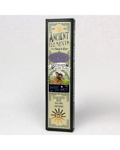 Attraction Ancient Elements Incense Sticks at Tree of Life Journeys, Reconnect with Yourself - Meditation, Law of Attraction, Spiritual Products
