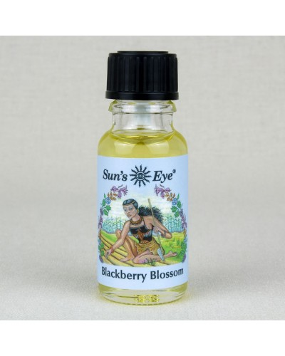 Blackberry Blossom Oil Blend at Tree of Life Journeys, Reconnect with Yourself - Meditation, Law of Attraction, Spiritual Products