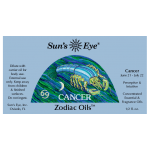 Cancer Zodiac Oil at Tree of Life Journeys, Reconnect with Yourself - Meditation, Law of Attraction, Spiritual Products