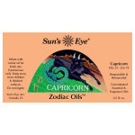 Capricorn Zodiac Oil at Tree of Life Journeys, Reconnect with Yourself - Meditation, Law of Attraction, Spiritual Products