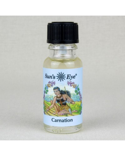 Carnation Oil Blend at Tree of Life Journeys, Reconnect with Yourself - Meditation, Law of Attraction, Spiritual Products