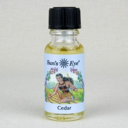 Cedar Oil Tree of Life Journeys Reconnect with Yourself - Meditation, Law of Attraction, Spiritual Products