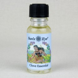 Clove Essential Oil Tree of Life Journeys Reconnect with Yourself - Meditation, Law of Attraction, Spiritual Products