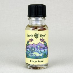 Coco Rose Herbal Oil Blend Tree of Life Journeys Reconnect with Yourself - Meditation, Law of Attraction, Spiritual Products