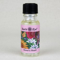 Doves Heart Oil Blend Tree of Life Journeys Reconnect with Yourself - Meditation, Law of Attraction, Spiritual Products