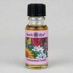 Enchanted Forest Oil Blend Tree of Life Journeys Reconnect with Yourself - Meditation, Law of Attraction, Spiritual Products