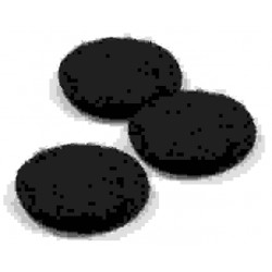 Round Felt Pad Refill - 3 Pack Tree of Life Journeys Reconnect with Yourself - Meditation, Law of Attraction, Spiritual Products
