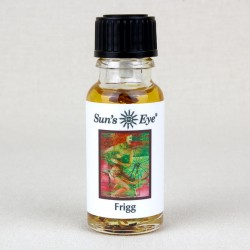 Frigg Goddess Oil Tree of Life Journeys Reconnect with Yourself - Meditation, Law of Attraction, Spiritual Products