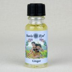 Ginger Oil at Tree of Life Journeys, Reconnect with Yourself - Meditation, Law of Attraction, Spiritual Products