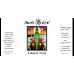 Green Tara Goddess Oil