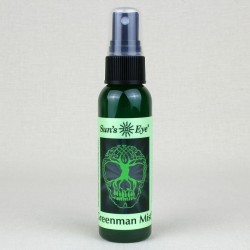 Greenman Spray Mist Tree of Life Journeys Reconnect with Yourself - Meditation, Law of Attraction, Spiritual Products