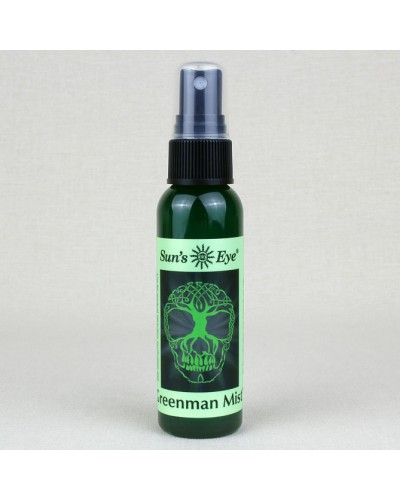 Greenman Spray Mist at Tree of Life Journeys, Reconnect with Yourself - Meditation, Law of Attraction, Spiritual Products