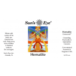 Hematite Gemscents Oil Blend at Tree of Life Journeys, Reconnect with Yourself - Meditation, Law of Attraction, Spiritual Products