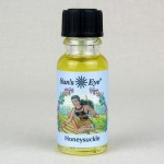 Honeysuckle Oil Blend at Tree of Life Journeys, Reconnect with Yourself - Meditation, Law of Attraction, Spiritual Products