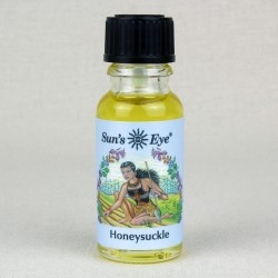 Honeysuckle Oil Blend Tree of Life Journeys Reconnect with Yourself - Meditation, Law of Attraction, Spiritual Products