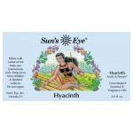 Hyacinth Oil Blend at Tree of Life Journeys, Reconnect with Yourself - Meditation, Law of Attraction, Spiritual Products