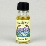 Jasmine Rose Herbal Oil Blend at Tree of Life Journeys, Reconnect with Yourself - Meditation, Law of Attraction, Spiritual Products