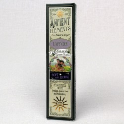 Lavender Ancient Elements Incense Sticks Tree of Life Journeys Reconnect with Yourself - Meditation, Law of Attraction, Spiritual Products