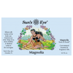 Magnolia Oil Blend at Tree of Life Journeys, Reconnect with Yourself - Meditation, Law of Attraction, Spiritual Products