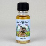 Myrtle Oil at Tree of Life Journeys, Reconnect with Yourself - Meditation, Law of Attraction, Spiritual Products