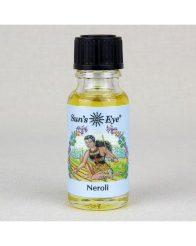 Neroli Oil Blend at Tree of Life Journeys, Reconnect with Yourself - Meditation, Law of Attraction, Spiritual Products
