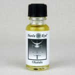Obatala Orisha God Oil at Tree of Life Journeys, Reconnect with Yourself - Meditation, Law of Attraction, Spiritual Products