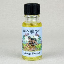 Orange Blossom Oil Blend Tree of Life Journeys Reconnect with Yourself - Meditation, Law of Attraction, Spiritual Products