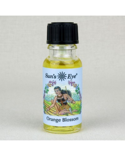 Orange Blossom Oil Blend at Tree of Life Journeys, Reconnect with Yourself - Meditation, Law of Attraction, Spiritual Products