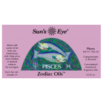 Pisces Zodiac Oil at Tree of Life Journeys, Reconnect with Yourself - Meditation, Law of Attraction, Spiritual Products