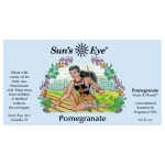 Pomegranate Oil Blend at Tree of Life Journeys, Reconnect with Yourself - Meditation, Law of Attraction, Spiritual Products