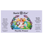 Psychic Power Mystic Blends Oil at Tree of Life Journeys, Reconnect with Yourself - Meditation, Law of Attraction, Spiritual Products