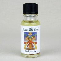 Red Jasper Gemscents Oil Blend