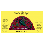Scorpio Zodiac Oil at Tree of Life Journeys, Reconnect with Yourself - Meditation, Law of Attraction, Spiritual Products