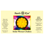 Solar Plexus Chakra Oil at Tree of Life Journeys, Reconnect with Yourself - Meditation, Law of Attraction, Spiritual Products