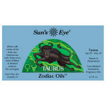 Taurus Zodiac Oil at Tree of Life Journeys, Reconnect with Yourself - Meditation, Law of Attraction, Spiritual Products