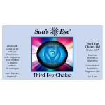 Third Eye Chakra Oil at Tree of Life Journeys, Reconnect with Yourself - Meditation, Law of Attraction, Spiritual Products
