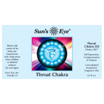 Throat Chakra Oil at Tree of Life Journeys, Reconnect with Yourself - Meditation, Law of Attraction, Spiritual Products