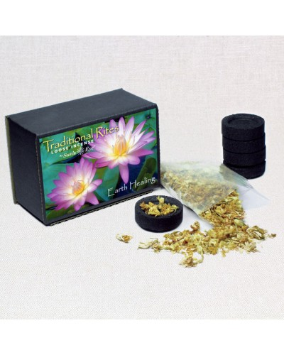 Traditional Rites Loose Incense - Moon Bridge at Tree of Life Journeys, Reconnect with Yourself - Meditation, Law of Attraction, Spiritual Products